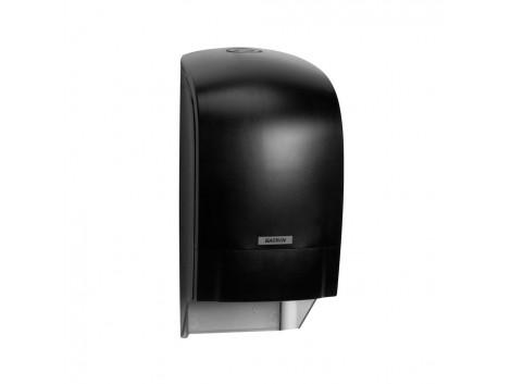 Dispenser Katrin, negru, hartie igienica