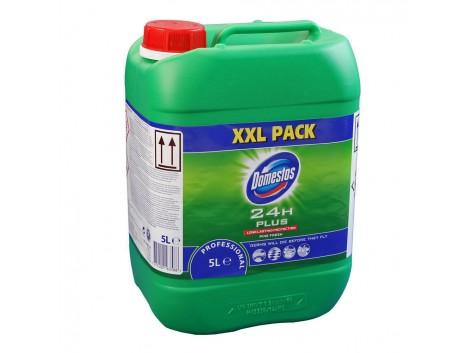 Dezinfectant concentrat toaleta Domestos Professional, XXL Pine Fresh, 5L