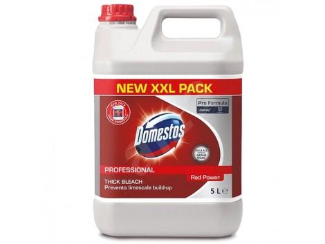 Detergent dezinfectant zilnic Domestos Professional, Red Power, 5L