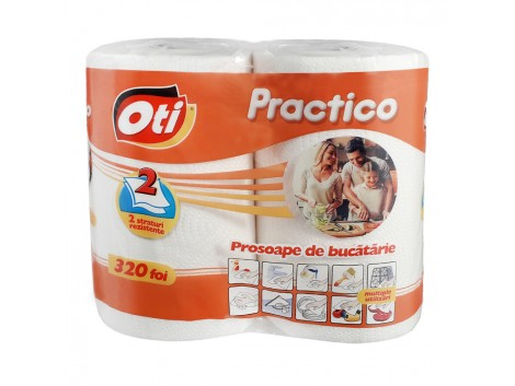 Prosop Oti Practico, 2 straturi, 320 foi, 2 role