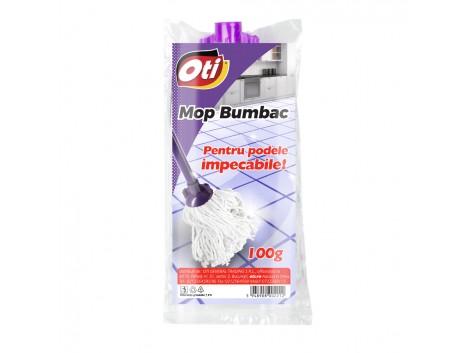 Mop bumbac OTI, 100 gr