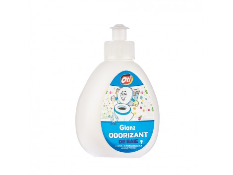 Odorizant gel pentru baie Glanz, 250 ml
