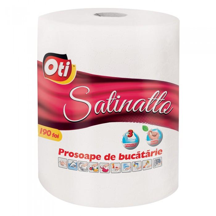 Prosop Oti Satinatto, 3 straturi, 190 foi, monorola