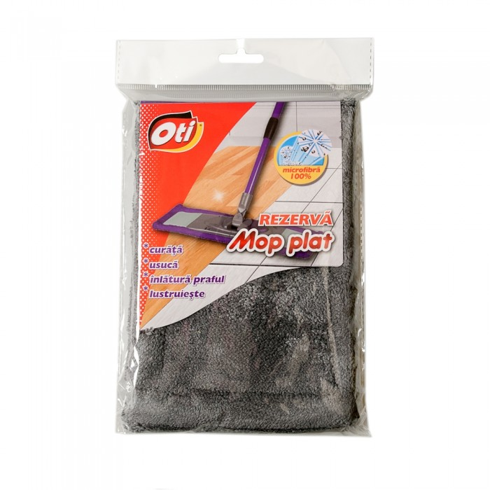 Rezerva microfibra pentru Mop plat