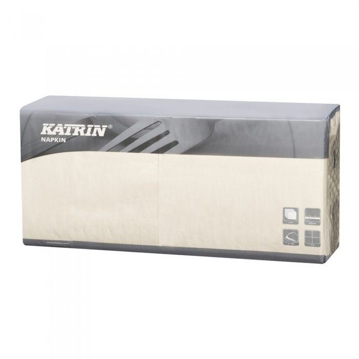 Servetel Katrin 33x33 cm., 1 strat, 1200 buc./pachet