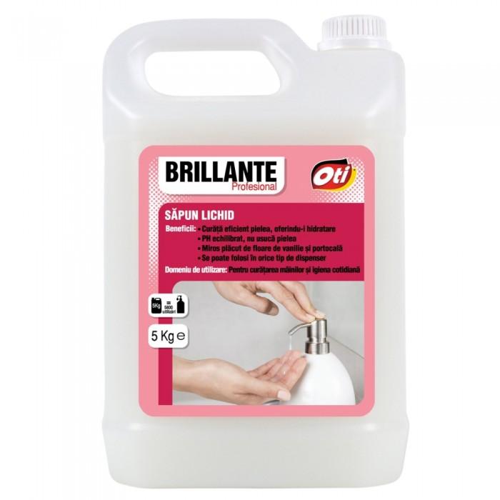 Sapun lichid Brillante, 5kg
