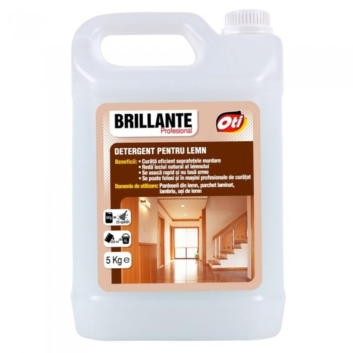 Detergent pentru lemn Brillante, 5kg