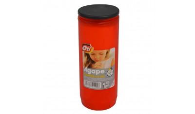 Candela cu ulei Agape, Timp de ardere ~3,5 zile