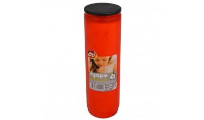 Candela cu ulei Agape, Timp de ardere ~4 zile