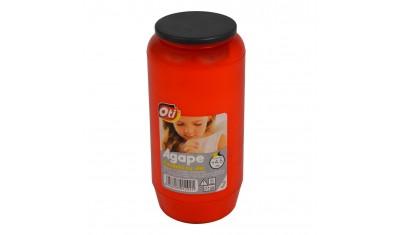 Candela cu ulei Agape, Timp de ardere ~4,5 zile