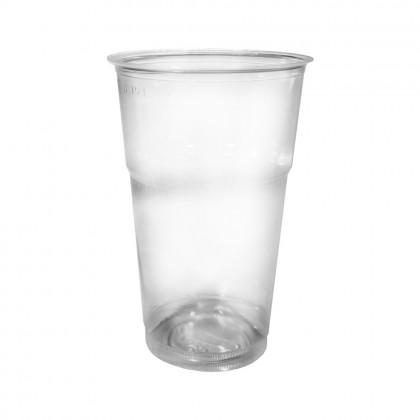 Pahare Diamant Dopla, 390 ml, 50 buc./set