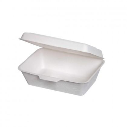 Cutii meniu unica folosinta biodegradabile 600 ml, 50 buc./set