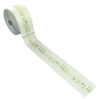 Pungi legume/fructe biodegradabile cf standard EN13432, 34x46 cm, 400 buc./rola