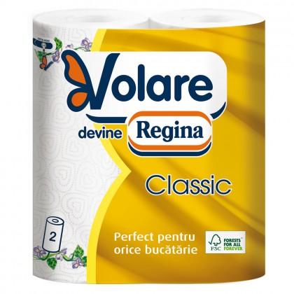 Prosoape Regina Classic, 2 straturi, 2 role