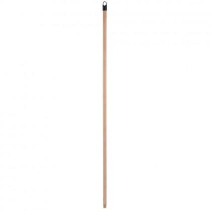 Coada din lemn natur, 125 cm