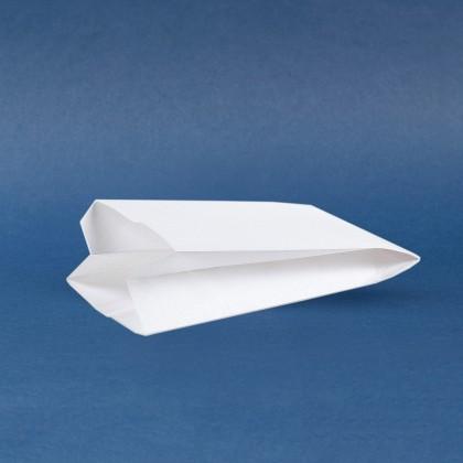 Pungi hartie, alb, 0.5 kg, 10x25 cm., 5 kg/pachet