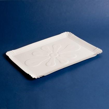 Tavite carton T12, 24.5x34.5 cm, 100 buc./set