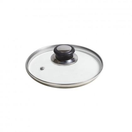Capac din sticla termorezistenta, Ø 20 cm, pentru oale si tigai