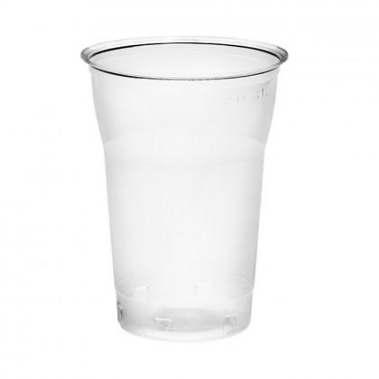 Pahare Diamant Dopla, 350 ml, 50 buc./set